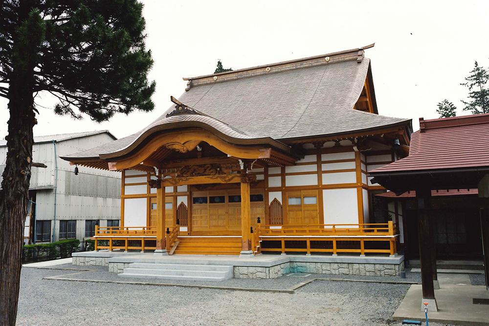 社寺作品事例